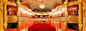 Résidence au théâtre historique de Pézenas
