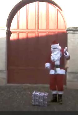 Lettre du père Noël