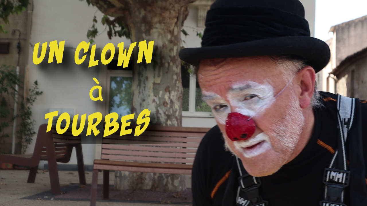 Un clown à Tourbes